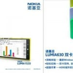 Nokia Lumia 630 running Windows Phone 8.1 spotted in leaked…