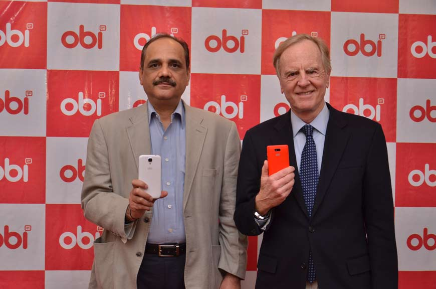 Ajay Sharma, CEO of John Sculley's Obi Mobiles quits