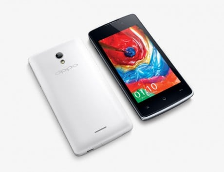 Oppo Joy with 4-inch display and dual-core CPU launched: Specifications and features