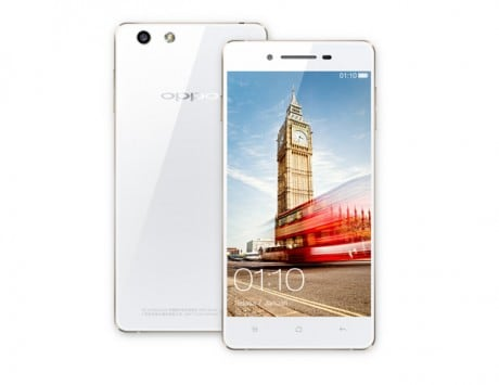Oppo R1 launched in India for Rs 26,990: Specifications, features and comparison