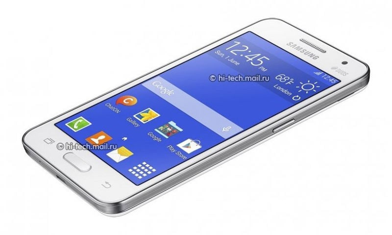 Samsung Galaxy Core 2 photos and specifications leaked ahead of an announcement in May