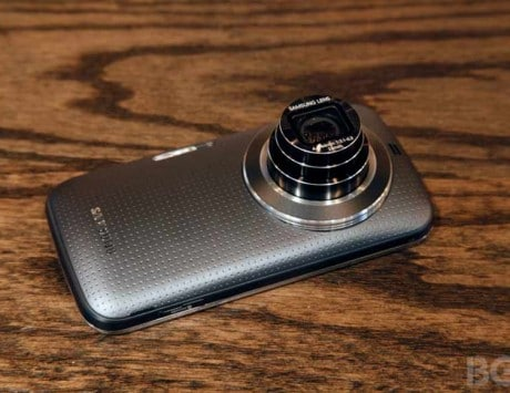 Samsung Galaxy K zoom hands-on and first impressions
