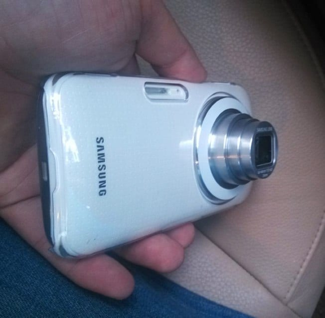 Samsung Galaxy K Zoom photo and cases leaked
