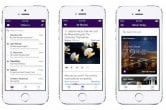 Yahoo Mail app for iPhone and iPod touch updated with new interface and contextual information