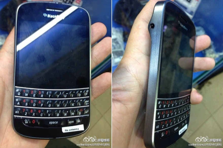 BlackBerry Magnum leaked in photos, could be revamped Bold 9900