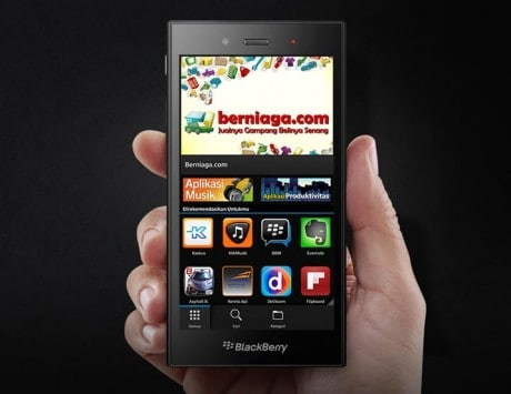 BlackBerry piggy backs on Amazon to get 240,000 Android apps for BB10