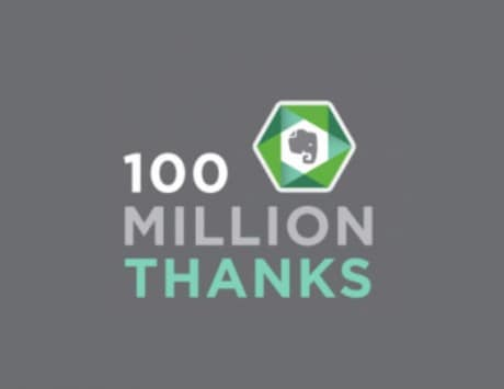 Evernote crosses 100 million users mark