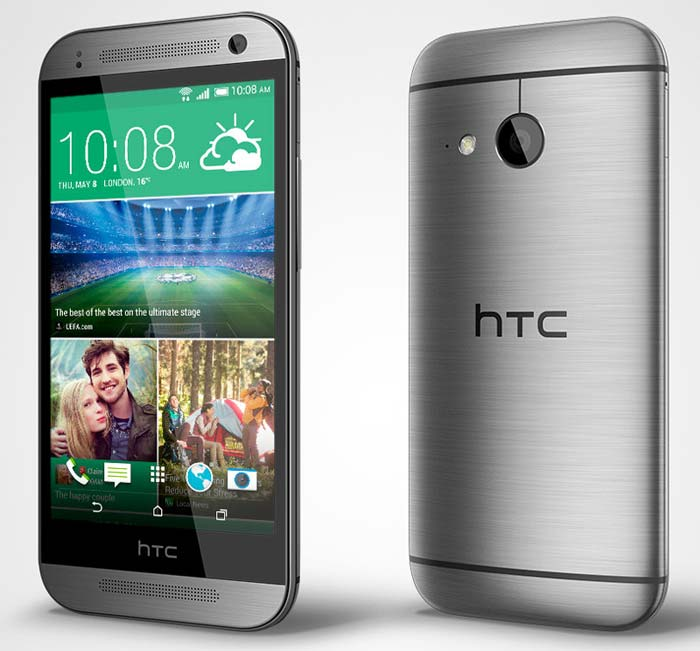 HTC One mini 2 announced with features like 4.5-inch HD display, 13-megapixel camera and runs on Android KitKat