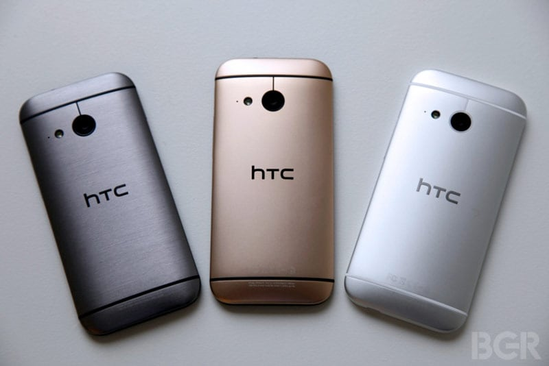 HTC One mini 2 hands-on and first impressions