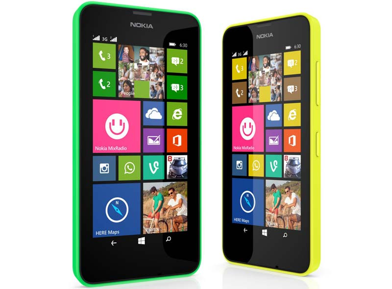 Lumia 630 price in india