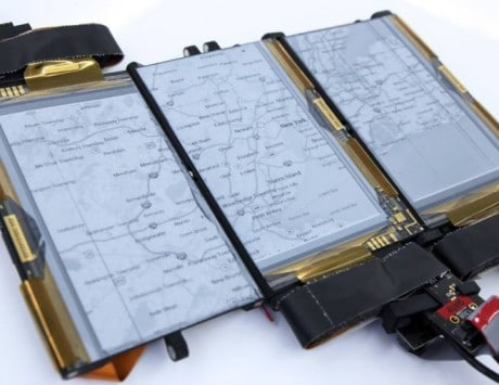 PaperFold is world's first smartphone that can fold into a tablet or laptop