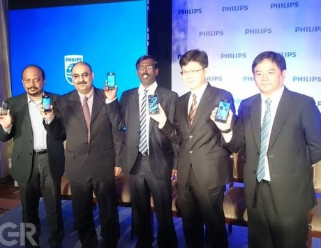 Philips S308, W3500, W6610 smartphones and E130 feature phone launched in India, prices start at Rs 1,960