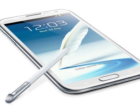 Samsung Galaxy Note II Android KitKat update now available in India
