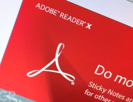 Is PDF inching towards its end?