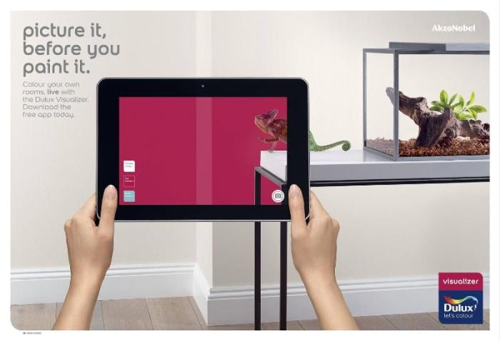 new app lets you virtually paint your room live bgr india