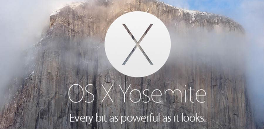 Apple OS X Yosemite beta will be available to the public from tomorrow
