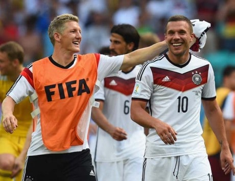 Watch Germany vs Algeria live streaming and telecast on Sony Six TV: FIFA World Cup 2014 live on your mobile