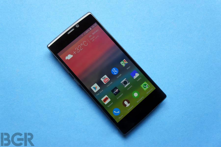 Gionee Elife S5.5 Review: Is being bold and beautiful enough?