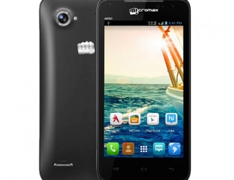 Micromax Canvas Duet AE90 available online for Rs 8,999