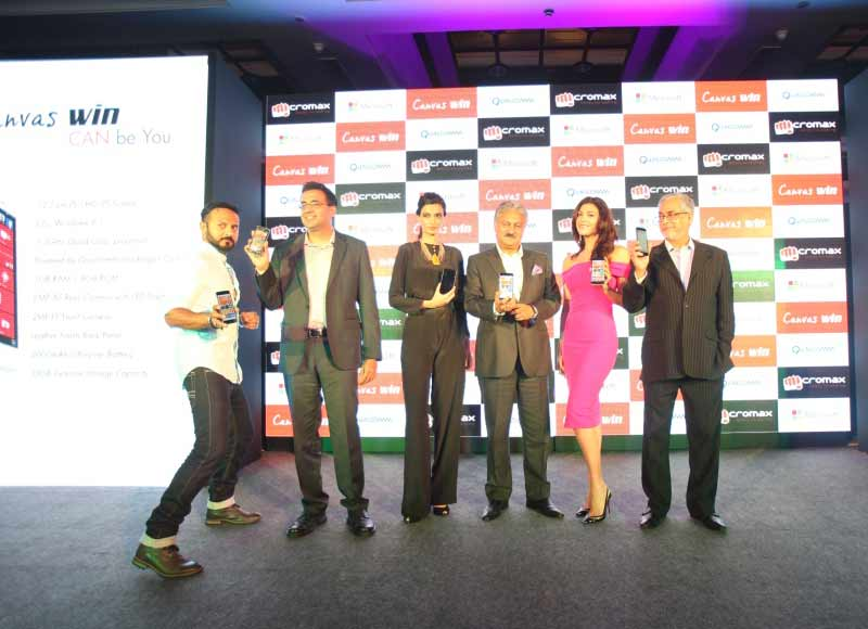 Micromax Canvas Win W092 and Canvas Win W121 Windows Phone 8.1 smartphones launched in India, prices start at Rs 6,500