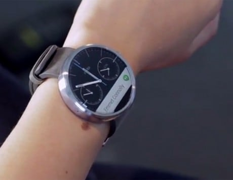 Motorola Moto 360 hands-on video shows just how beautiful the smartwatch is
