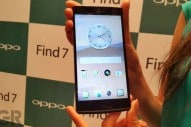 Oppo Find 7 Hands-on - Image 3 of 4