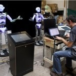 New robot can be programmed by casually talking to it