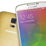 Samsung Galaxy F aka Galaxy S5 Prime spotted in gold…
