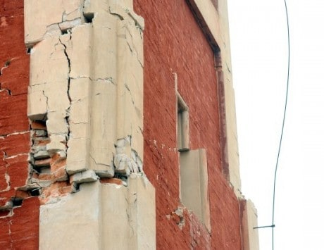 New technology detects cracks, damage in concrete structures