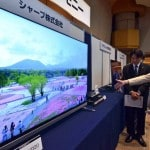 Japan to test 8K television broadcasting technology