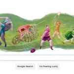 Commonwealth Games 2014 opening ceremony celebrated with a Google doodle