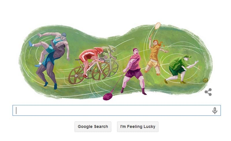 commonwealth-games-2014-google-doodle