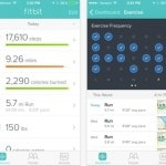 Fitbit's MobileRun app now GPS-enabled with enhanced dietary tracking