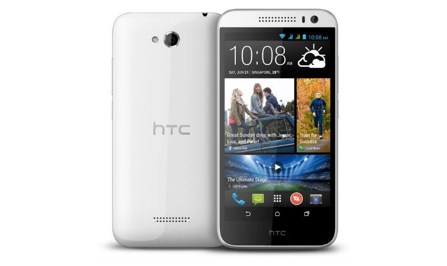 HTC Desire 616 octa-core smartphone launched in India, priced at Rs 16,900