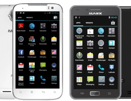 Maxx to launch 9 smartphones; eyes Rs 3,600 crore revenue in FY'15