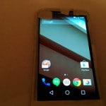 Motorola phablet spotted online running on Android L