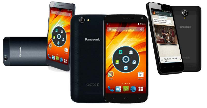 Panasonic T41, P41 and P61 Android KitKat launched in India, prices start from Rs 7,990