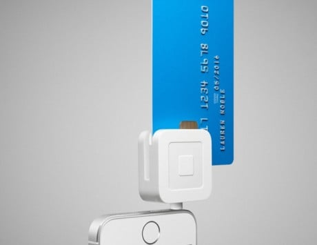 Square chipping away at traditional credit card payments