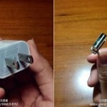 Apple's redesigned USB power adaptor for iPhone 6 leaked ahead…