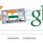 Independence Day 2014 Google doodle features independent India's first postage…