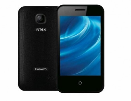 Intex Cloud Fx Firefox smartphone launched in India, priced at Rs 1,999