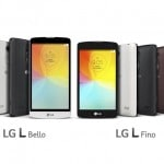 LG L Fino and L Bello affordable Android KitKat smartphones…