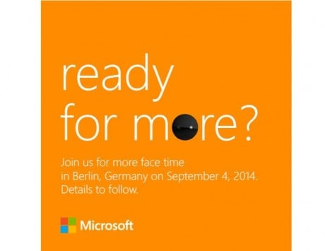 Microsoft and Nokia's IFA 2014 event live stream: Watch the #MoreLumia event at 1:30PM IST