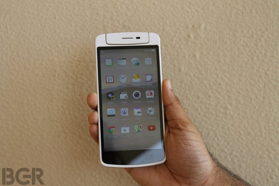 Oppo N1 mini hands-on and first impressions
