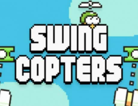 "Swing Copters updated to ""make it less challenging"""