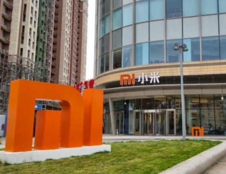 Xiaomi is now world's fifth largest smartphone maker