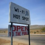 Wi-Fi hotspots in cities, tourist centers soon
