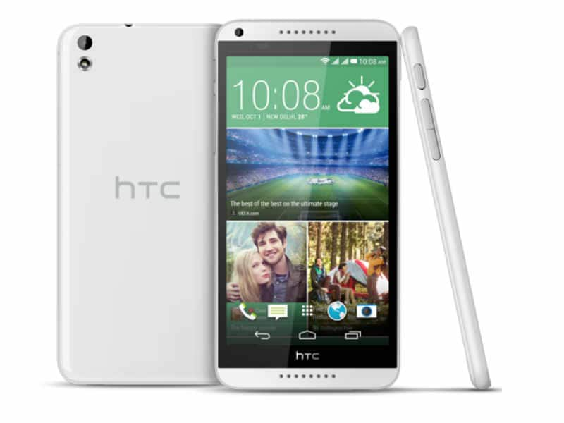 HTC Desire 816G featuring HD display and quad-core processor launched in India, priced at Rs 18,990