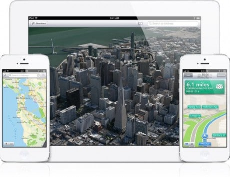 There were many screw-ups with Apple Maps: Tim Cook