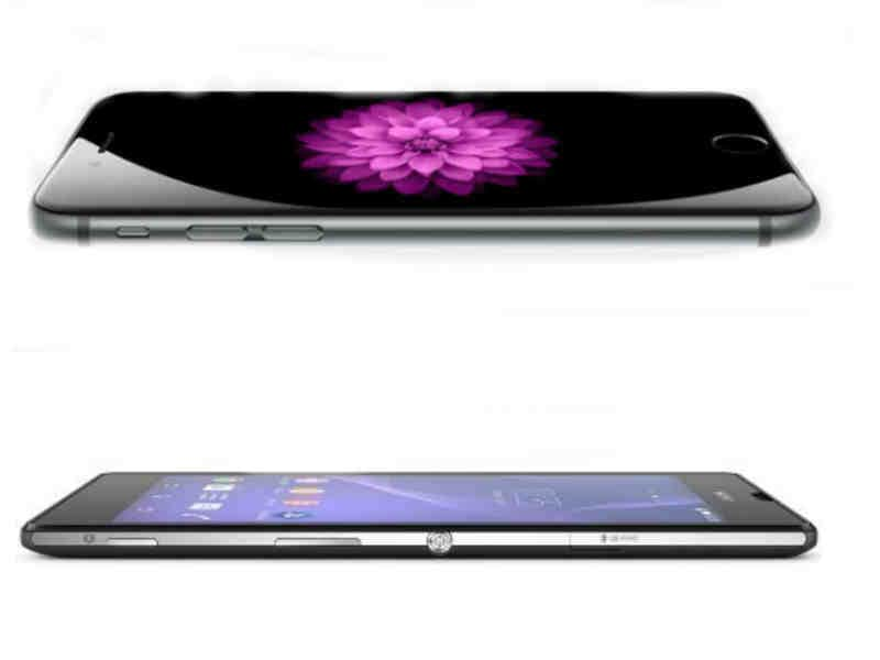 Sony xperia z3 compact vs apple iphone 6 specifications and iphone 6 vs xperia z3 compact malvernweather Images
